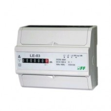 Three phase electrical meter