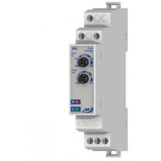 Under Voltage Relay In 3x400VAC -1 Relay 1CO 250VAC 8A