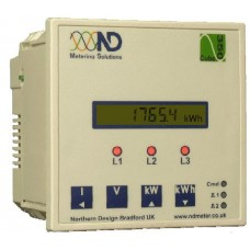 System kW and kWh meter