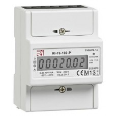 Single Phase Energy Meter Pulse 100A