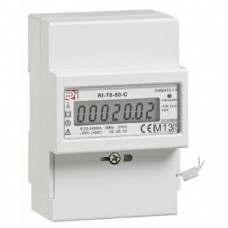 Single Phase, Pulse/RS485 output, 80A