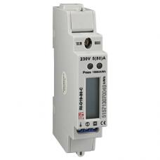 Energy Meters - DIN Rail mounting