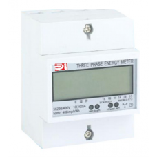 Three Phase, Pulse/RS485 output, 100A