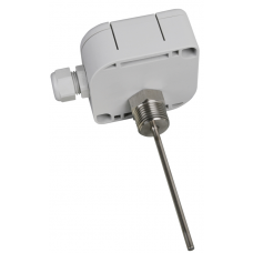 Immersion temperature sensor fast response